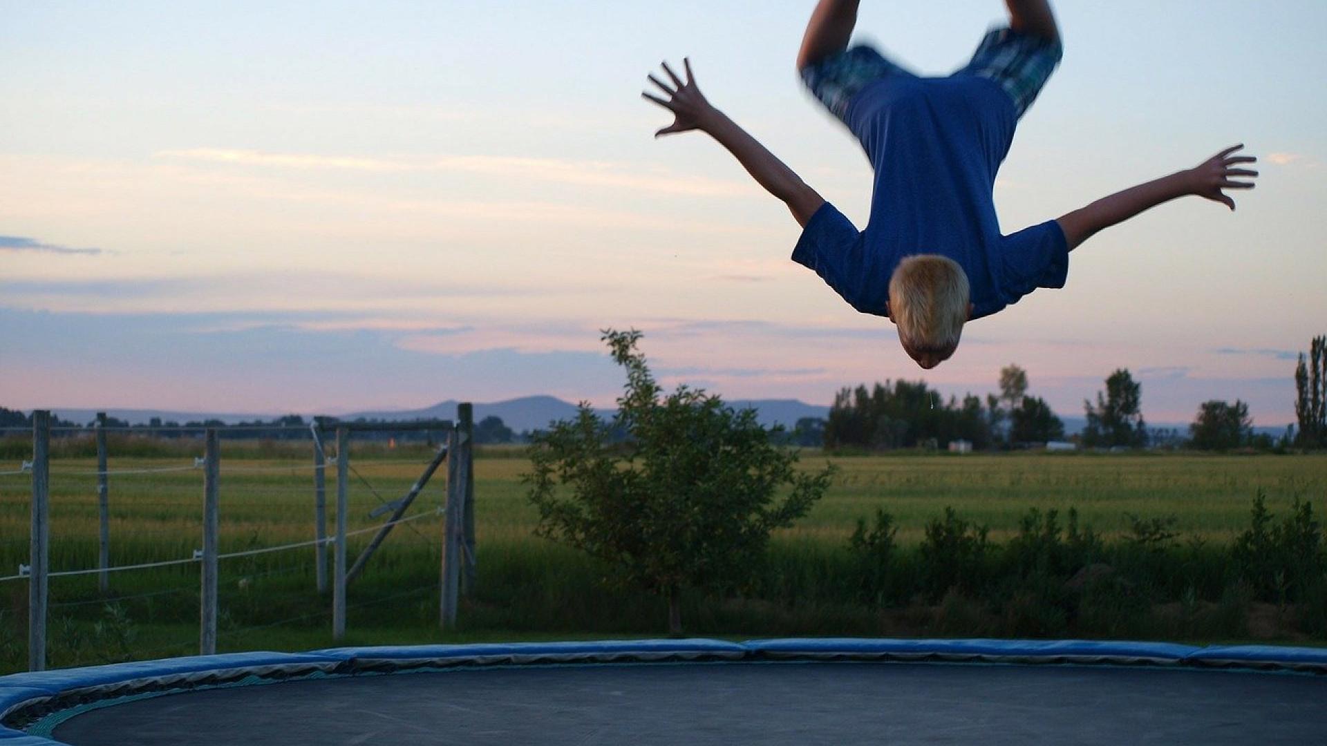 Quels sont les bienfaits du trampoline ?